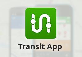 Transit App - Le moyen le plus rapide de se déplacer en ville.